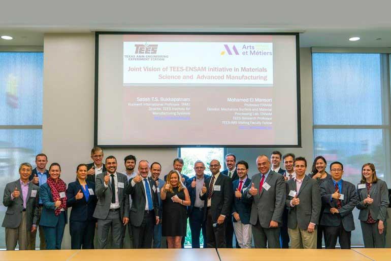 Consortium workshop Texas