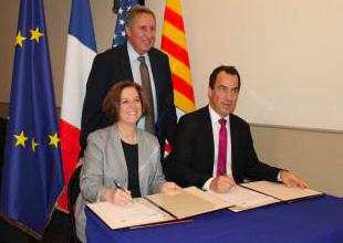 2017 memorandum of agreement signing